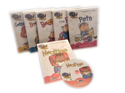 Angličtina pro miminka a batolata - DVD