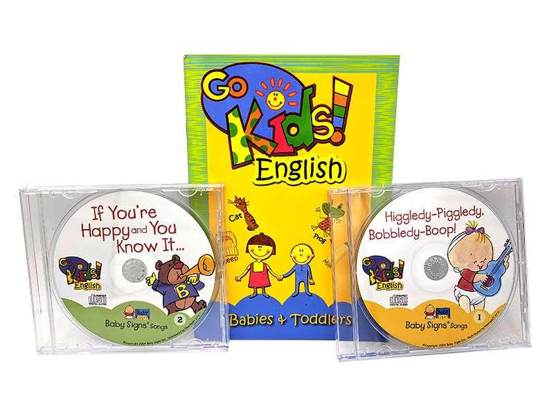 Angličtina pro miminka a batolata - písničky