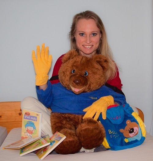 Staňte se lektorkou programů Go Kids aBaby Signs